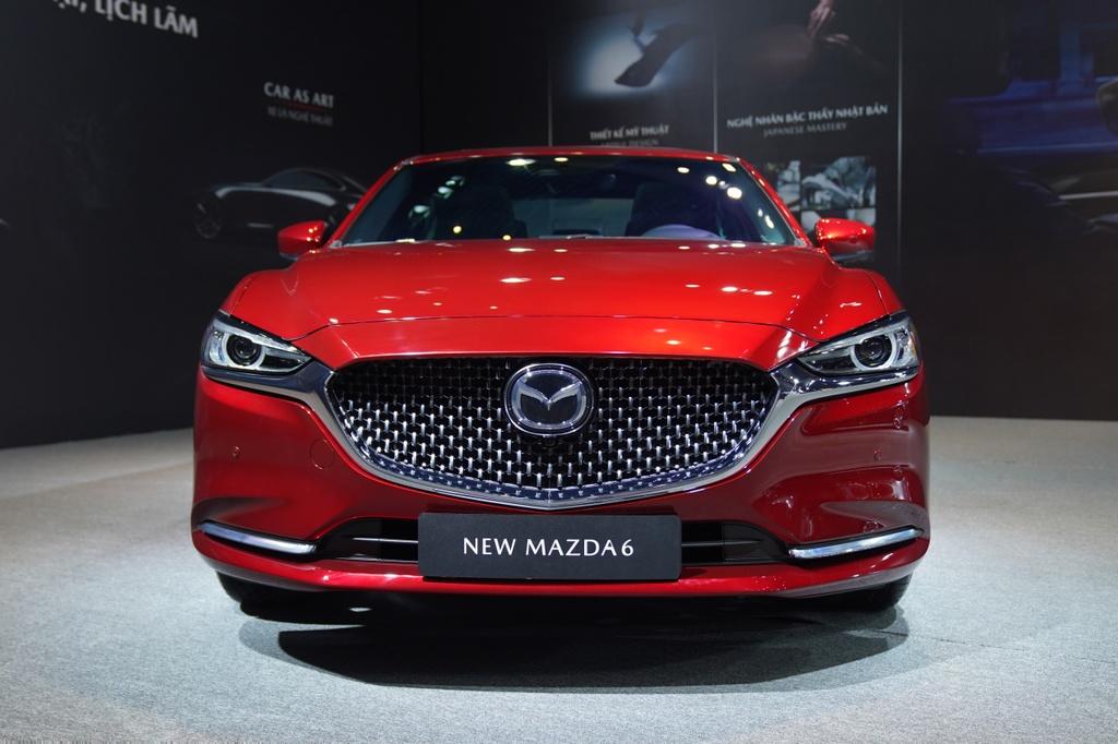 Mazda6 vua ra mat Viet Nam anh 4