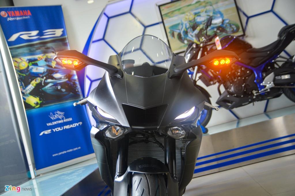 So sanh Yamaha R6 va Kawasaki ZX-6R anh 3