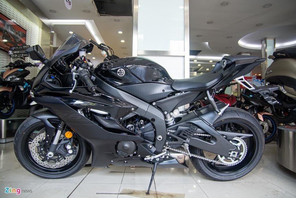 So sanh Yamaha R6 va Kawasaki ZX-6R anh 11