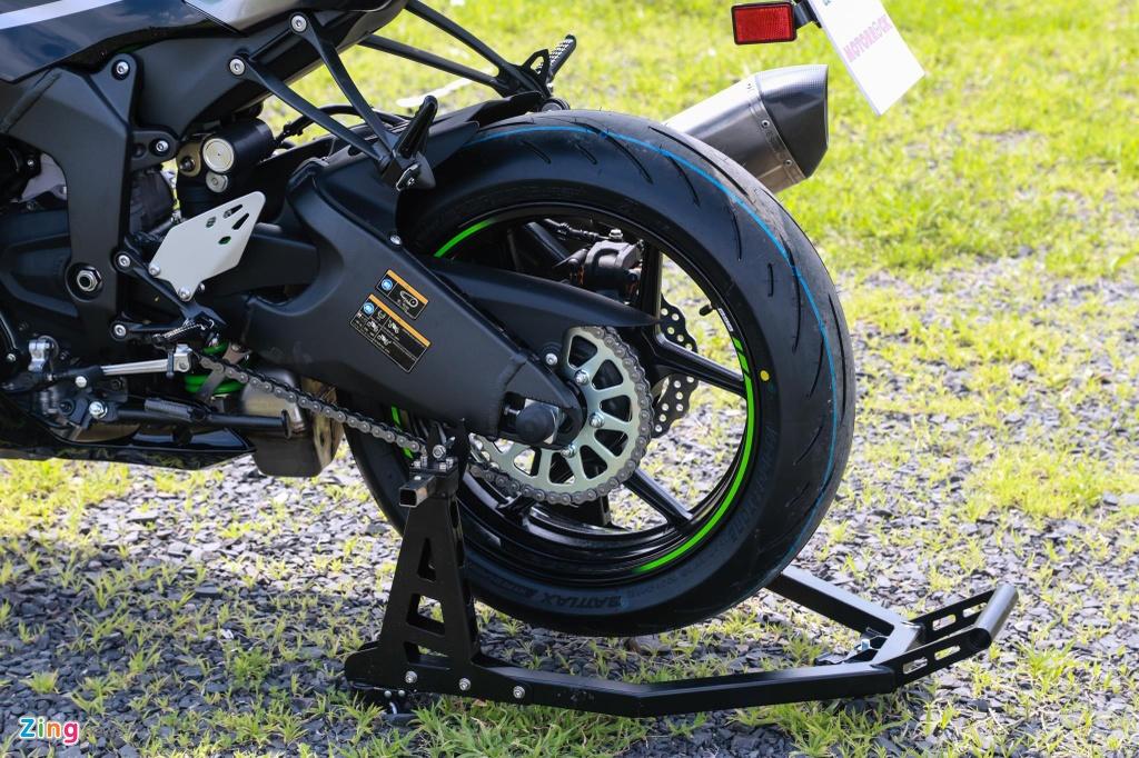 So sanh Yamaha R6 va Kawasaki ZX-6R anh 10