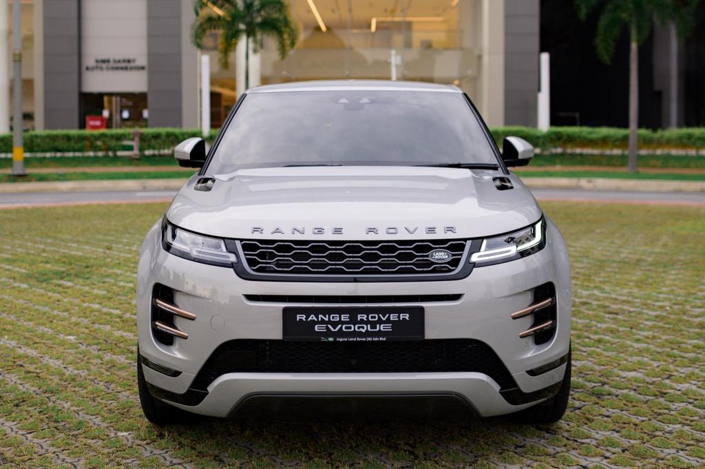 Range Rover Evoque 2020 co gia tu 99.500 USD anh 4