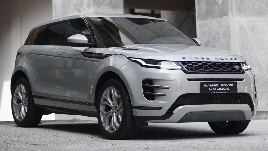 Range Rover Evoque 2020 co gia tu 99.500 USD anh 1