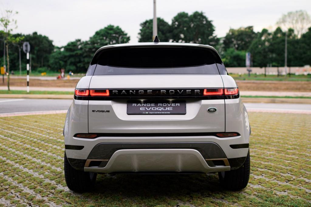 Range Rover Evoque 2020 co gia tu 99.500 USD anh 5