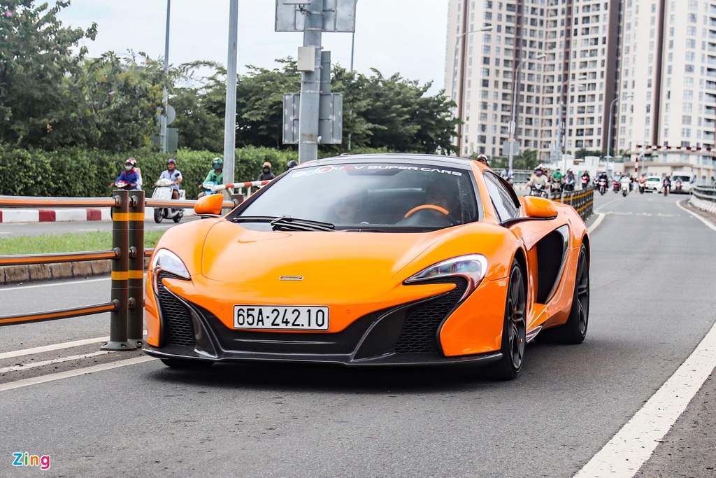 McLaren 650S Spider dau tien tai Can Tho anh 4