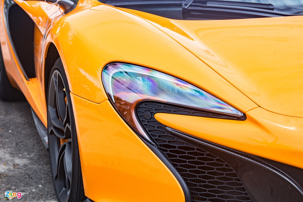 McLaren 650S Spider dau tien tai Can Tho anh 7