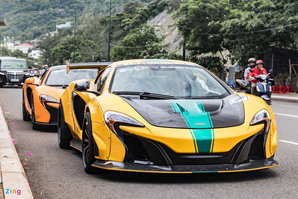 McLaren 650S Spider dau tien tai Can Tho anh 2