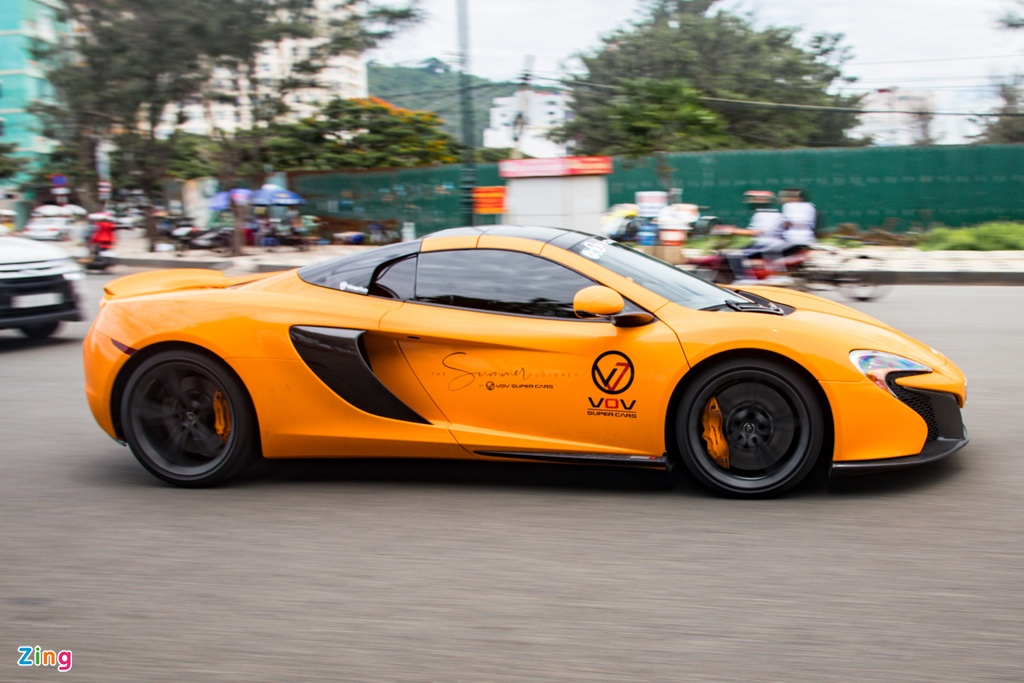 McLaren 650S Spider dau tien tai Can Tho anh 6