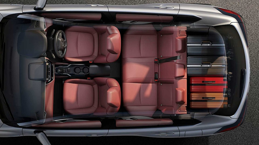 Toyota Corolla Cross 2021 ra mat tai Thai Lan anh 7