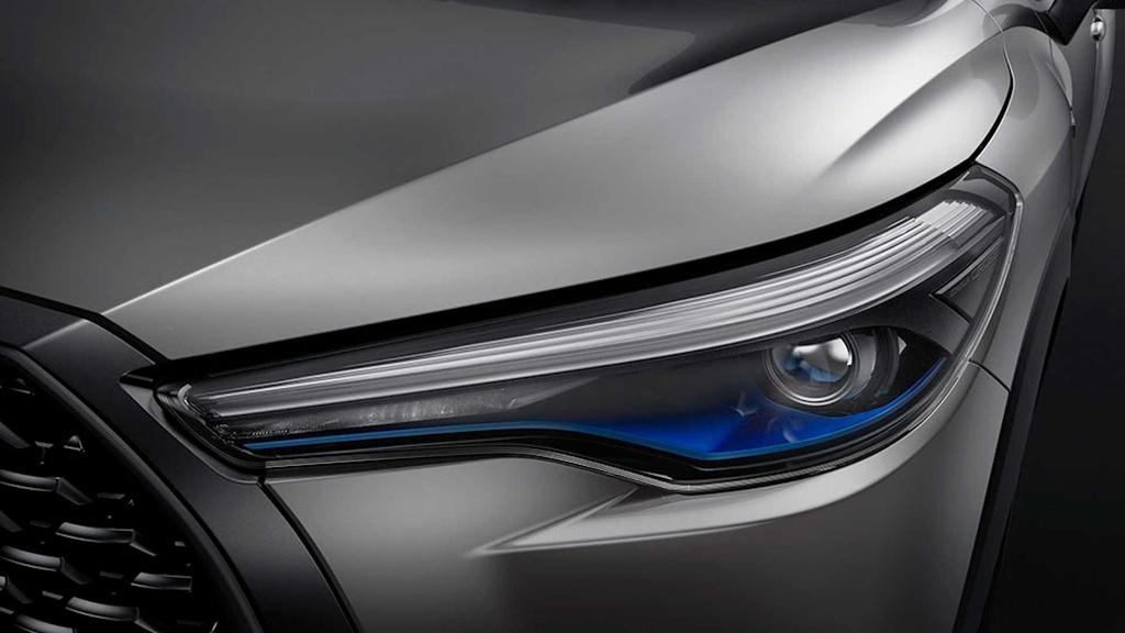 Toyota Corolla Cross 2021 ra mat tai Thai Lan anh 5