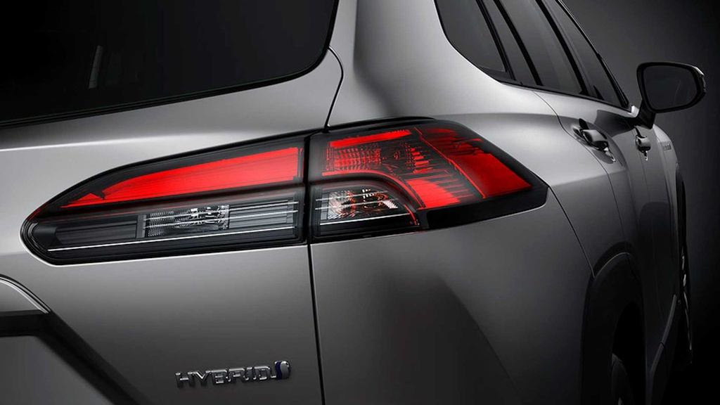 Toyota Corolla Cross 2021 ra mat tai Thai Lan anh 3