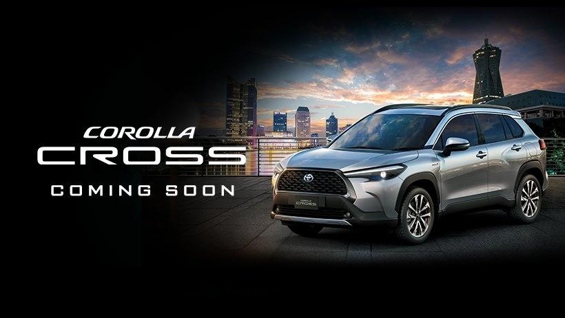 Toyota Corolla Cross 2021 ra mat tai Thai Lan anh 8