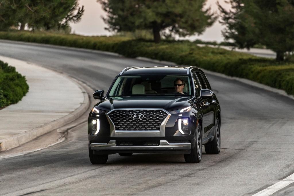 Hyundai Palisade 2021 bo sung ban cao cap anh 9