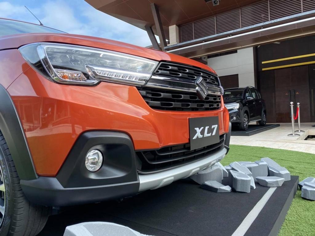 Suzuki XL7 ra mat tai Thai Lan anh 5