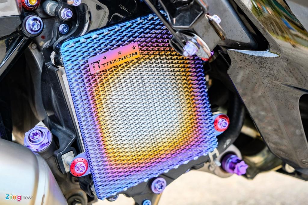 Honda Click do cua biker TP.HCM anh 11