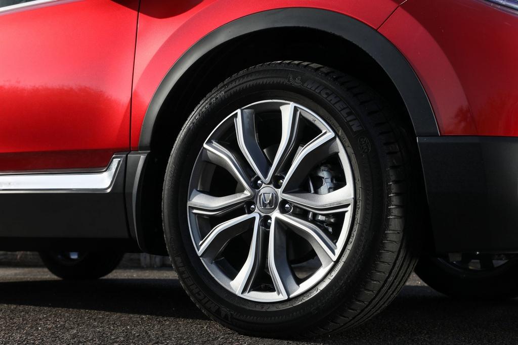 Honda CR-V 2021 ra mat anh 6