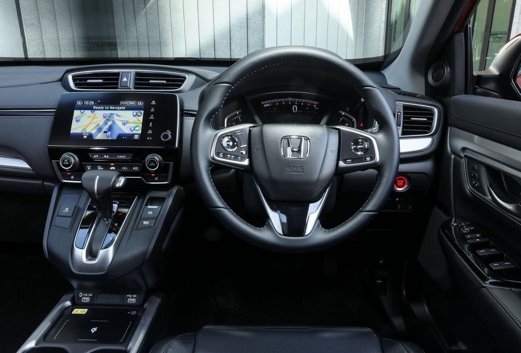 Honda CR-V 2021 ra mat anh 3