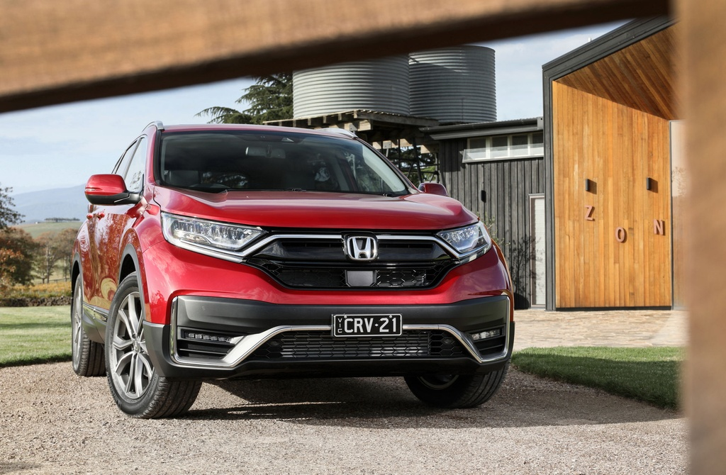 Honda CR-V 2021 ra mat anh 4