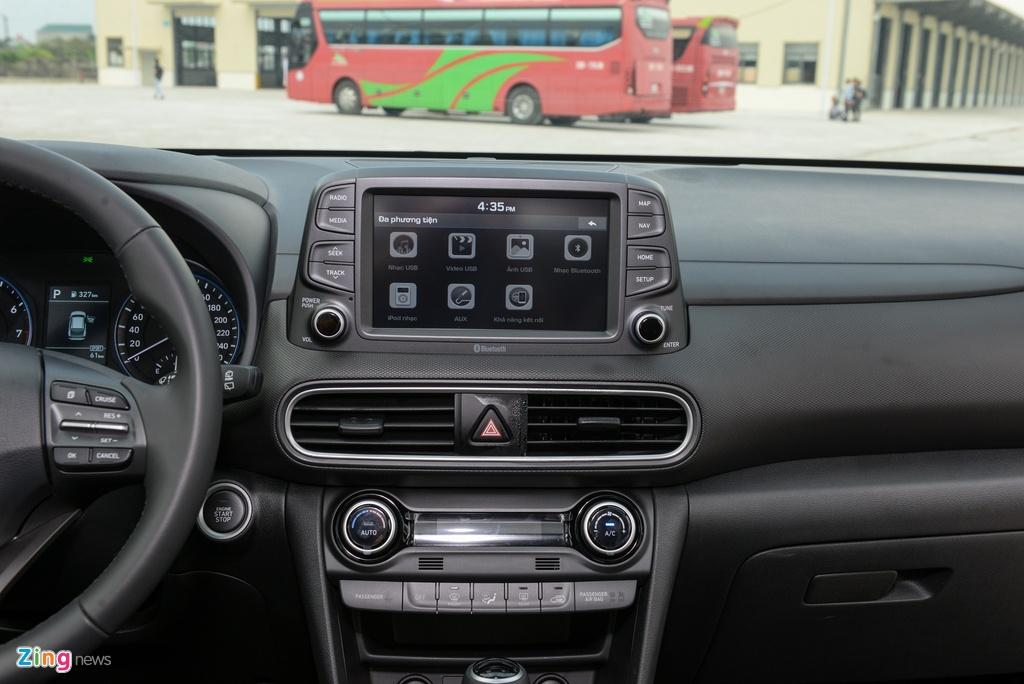Chon Kia Seltos 1.4 Premium hay Hyundai Kona 1.6 Turbo? anh 12