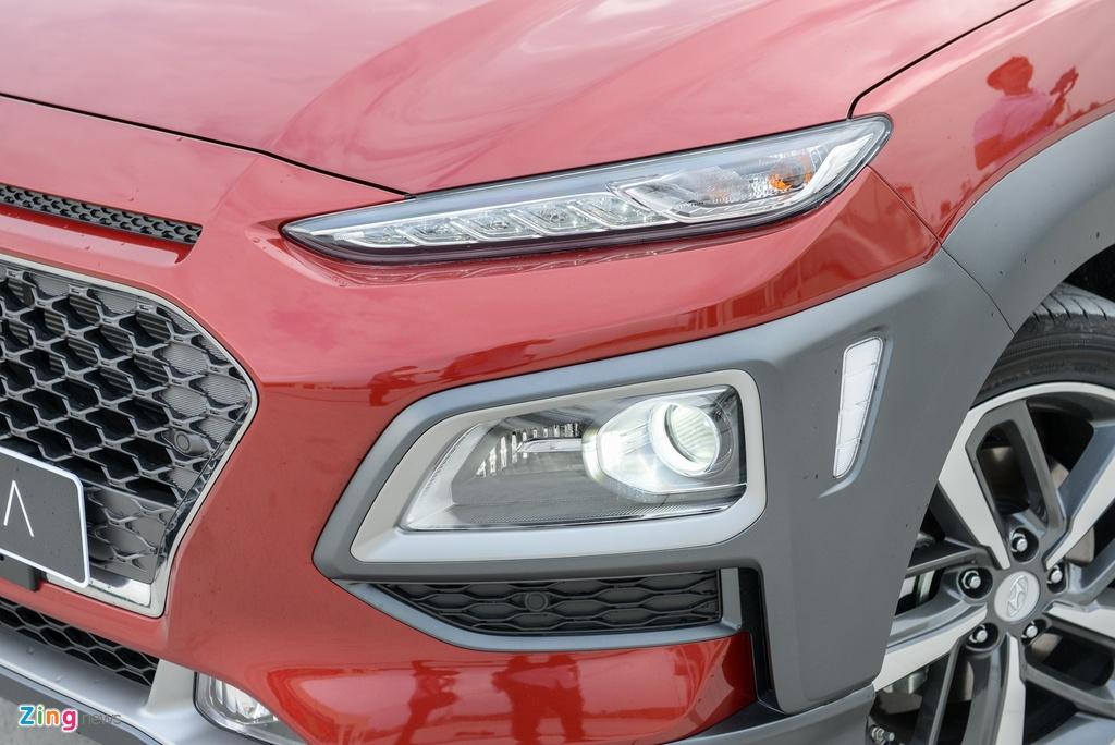 Chon Kia Seltos 1.4 Premium hay Hyundai Kona 1.6 Turbo? anh 8