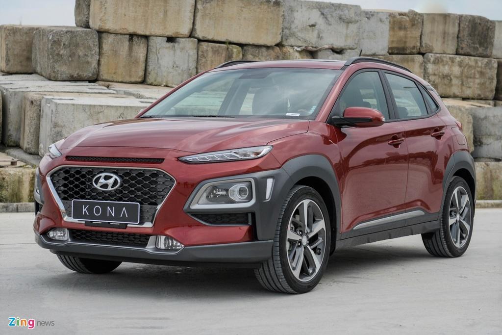 Chon Kia Seltos 1.4 Premium hay Hyundai Kona 1.6 Turbo? anh 2