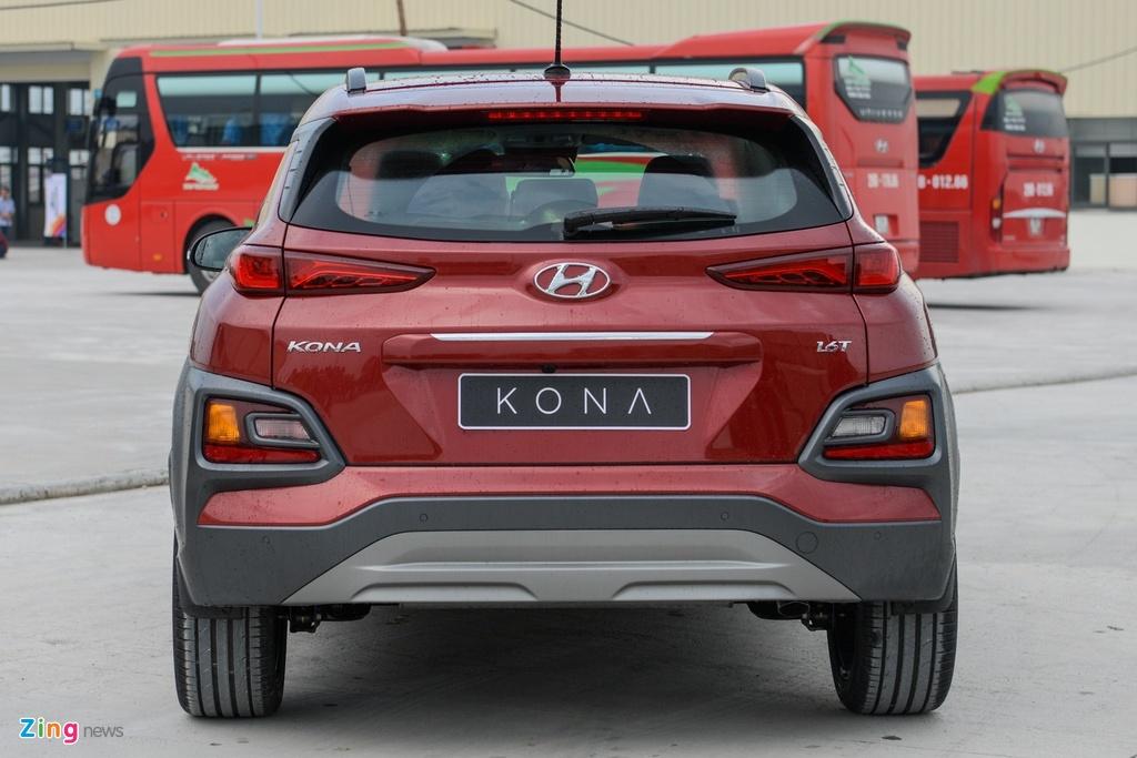 Chon Kia Seltos 1.4 Premium hay Hyundai Kona 1.6 Turbo? anh 18