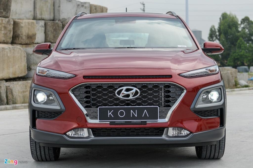 Chon Kia Seltos 1.4 Premium hay Hyundai Kona 1.6 Turbo? anh 4