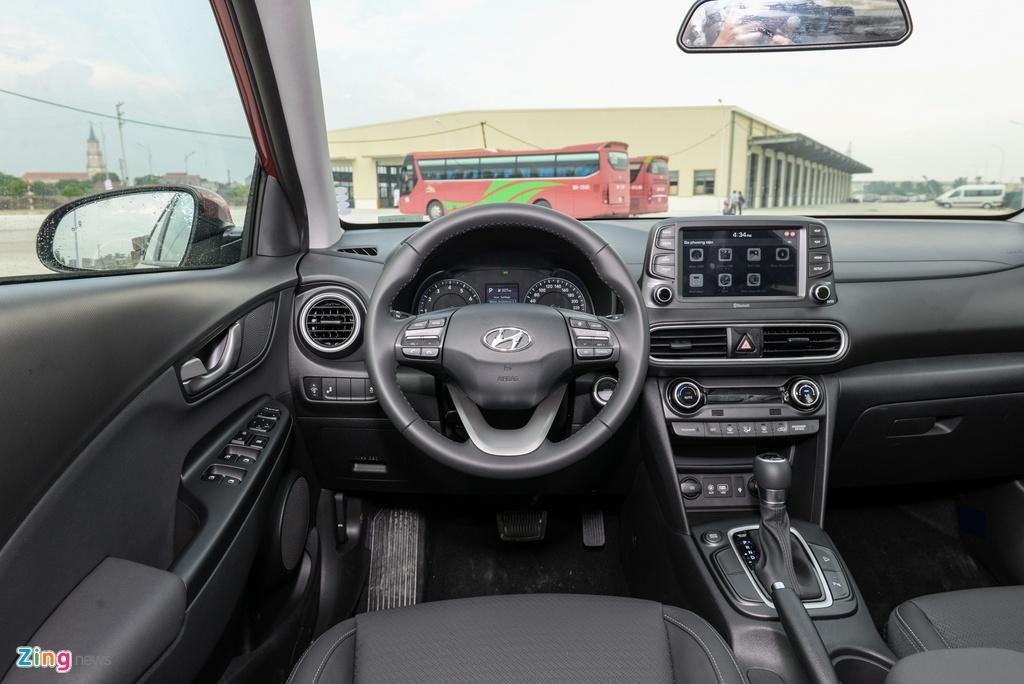 Chon Kia Seltos 1.4 Premium hay Hyundai Kona 1.6 Turbo? anh 10