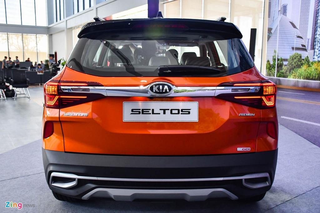 Chon Kia Seltos 1.4 Premium hay Hyundai Kona 1.6 Turbo? anh 17