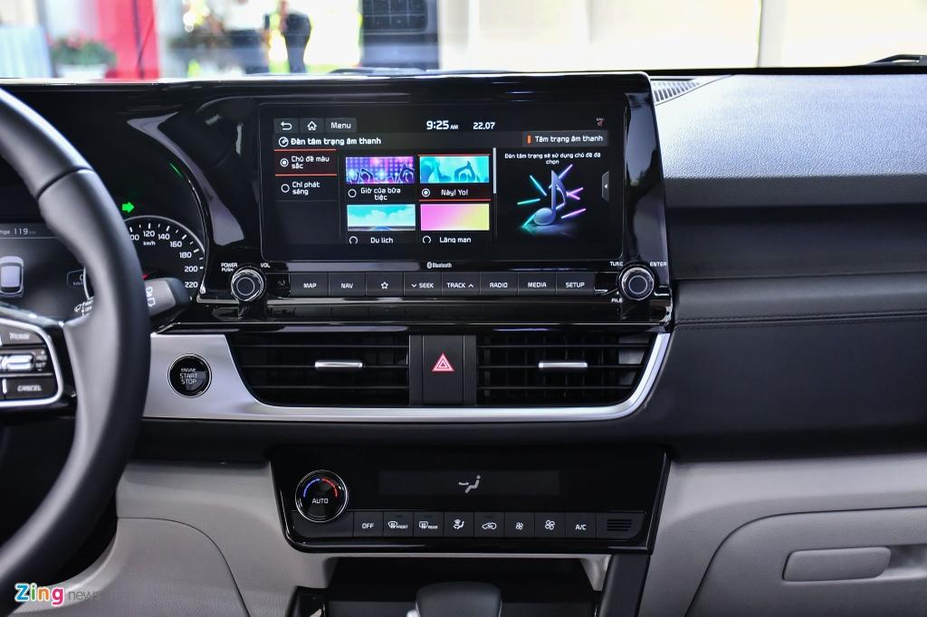 Chon Kia Seltos 1.4 Premium hay Hyundai Kona 1.6 Turbo? anh 11