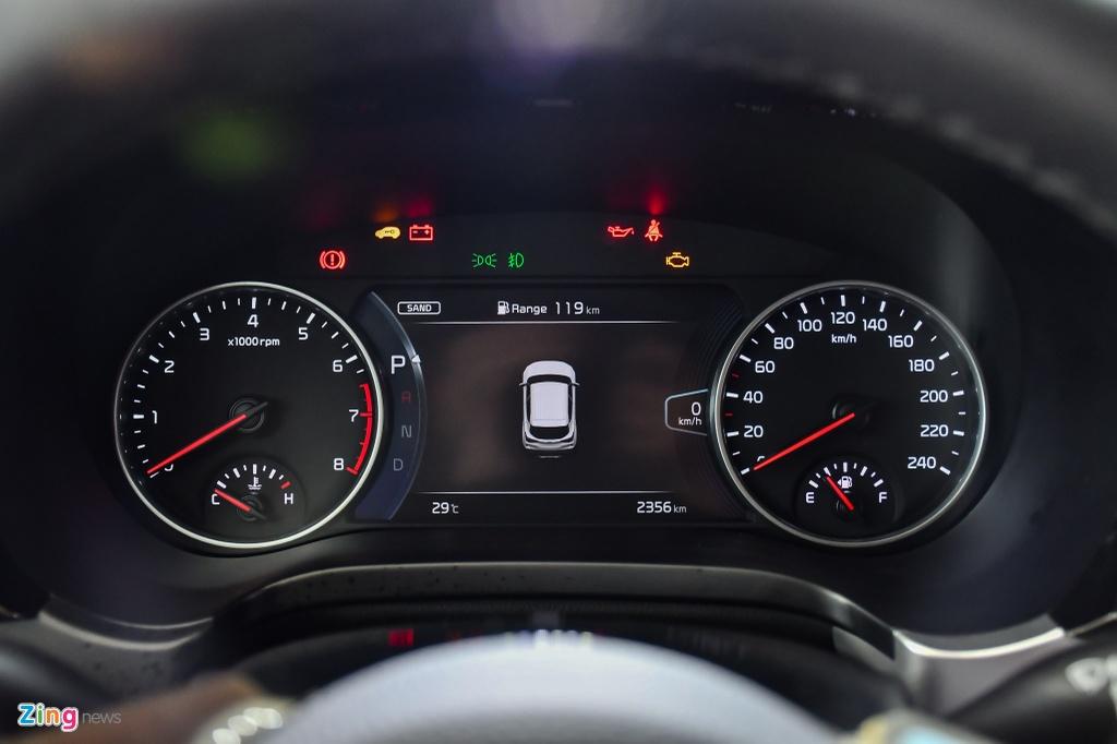 Chon Kia Seltos 1.4 Premium hay Hyundai Kona 1.6 Turbo? anh 15