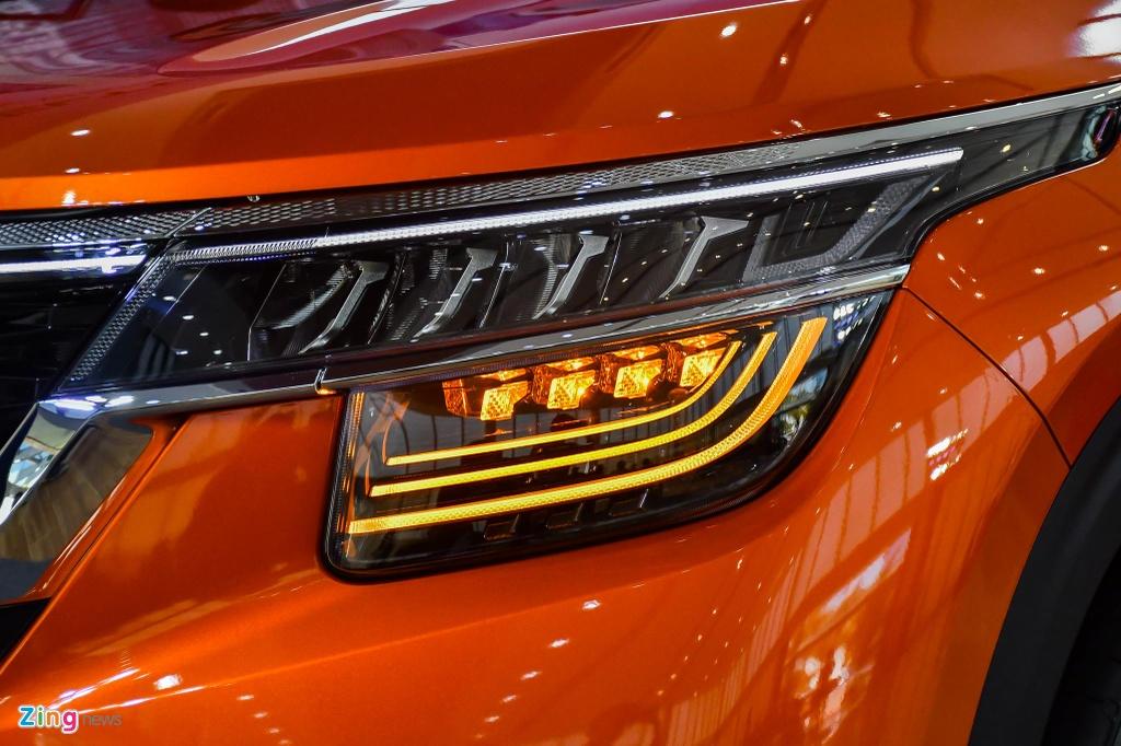 Chon Kia Seltos 1.4 Premium hay Hyundai Kona 1.6 Turbo? anh 7