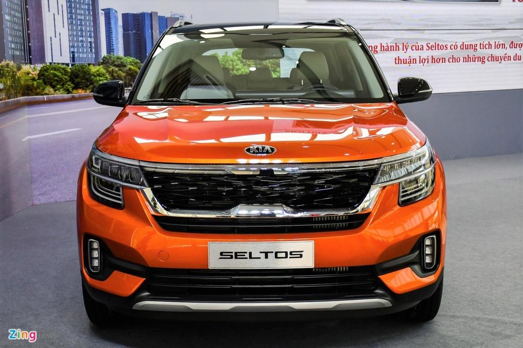 Chon Kia Seltos 1.4 Premium hay Hyundai Kona 1.6 Turbo? anh 3