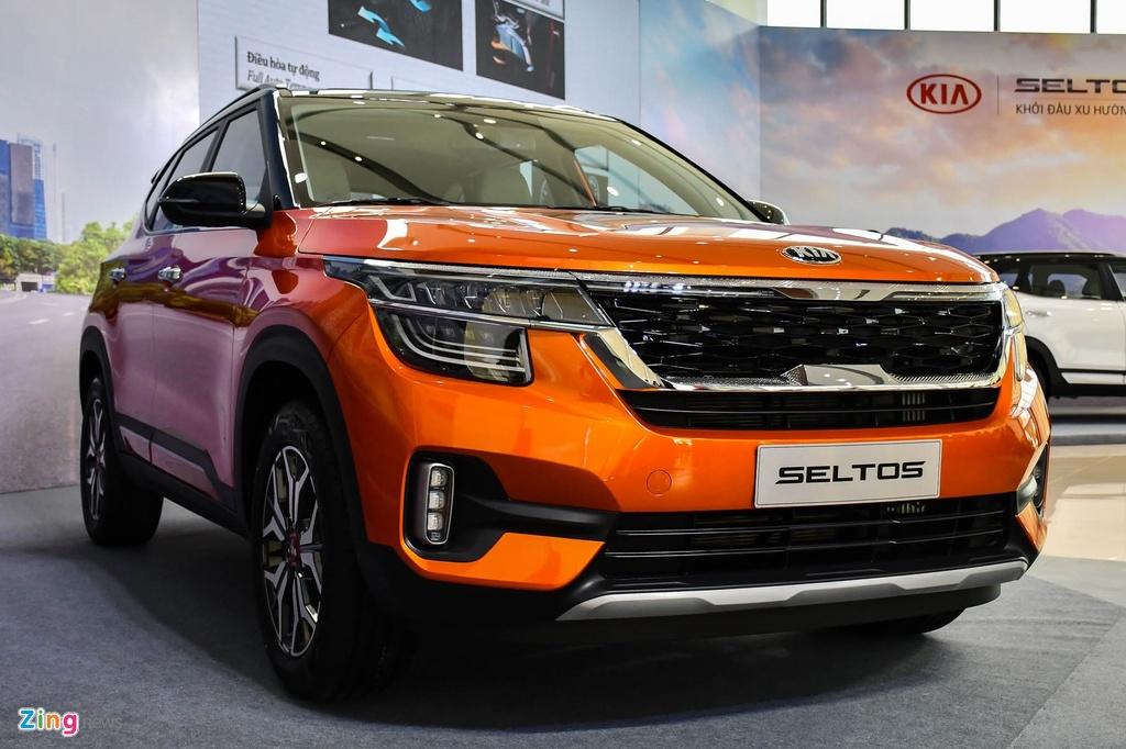 Chon Kia Seltos 1.4 Premium hay Hyundai Kona 1.6 Turbo? anh 1
