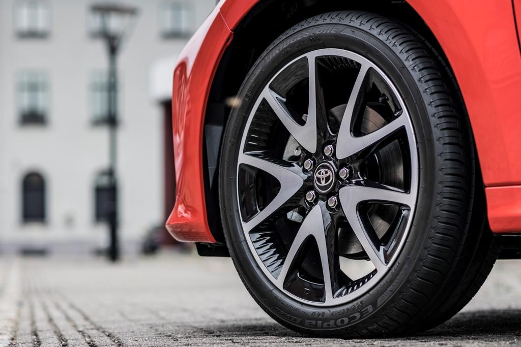 Toyota Yaris 2020 ra mat chau Au anh 7