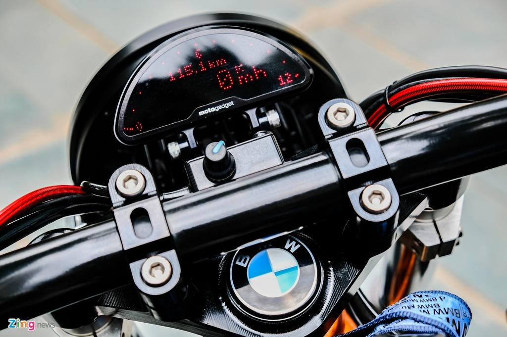 vua dia hinh BMW R 1200 GS thanh supermoto anh 11