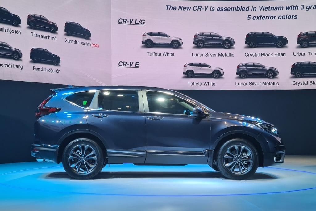 Honda ra mat CR-V 2020 anh 2