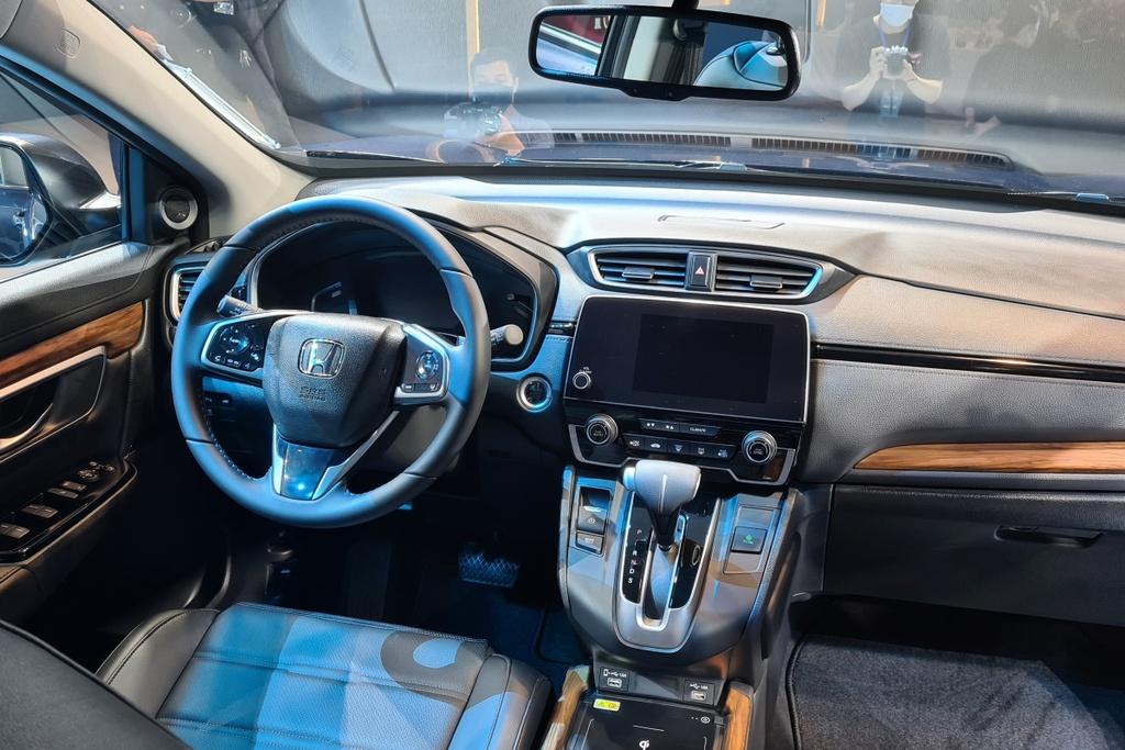Honda ra mat CR-V 2020 anh 4