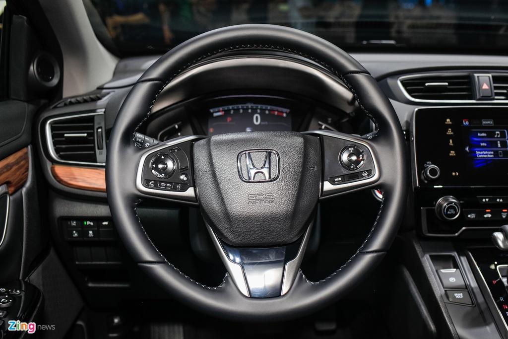 Chi tiet Honda CR-V 2020 vua ra mat anh 8