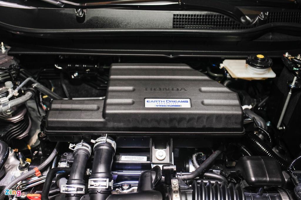 Chi tiet Honda CR-V 2020 vua ra mat anh 13