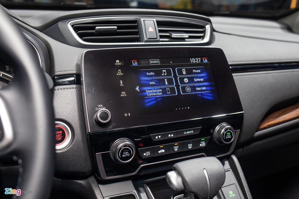 Chi tiet Honda CR-V 2020 vua ra mat anh 9