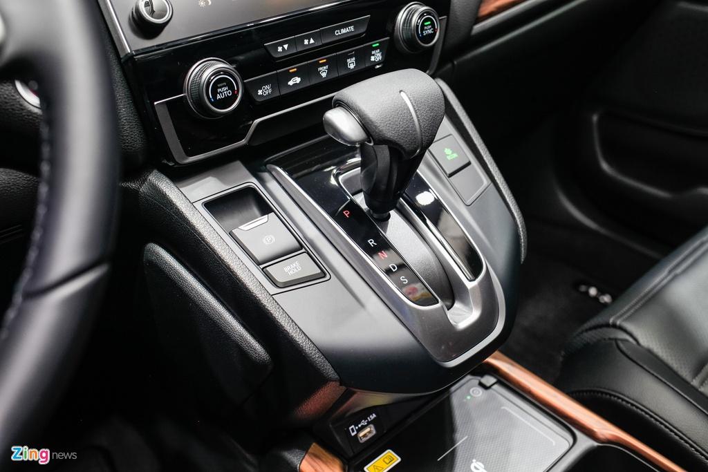 Chi tiet Honda CR-V 2020 vua ra mat anh 12