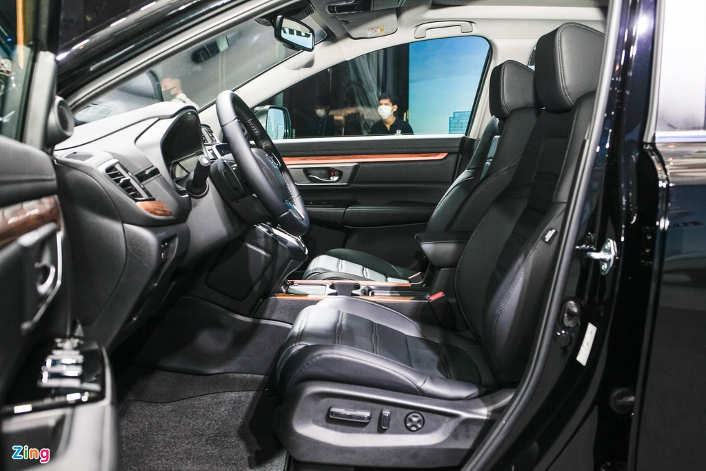 Chi tiet Honda CR-V 2020 vua ra mat anh 11