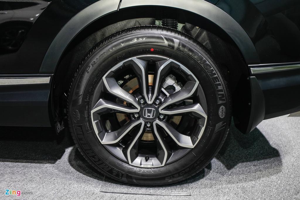 Chi tiet Honda CR-V 2020 vua ra mat anh 6