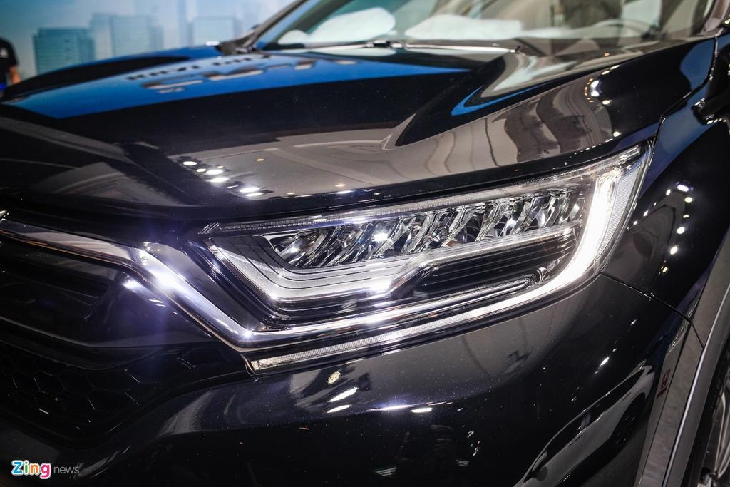 Chi tiet Honda CR-V 2020 vua ra mat anh 14