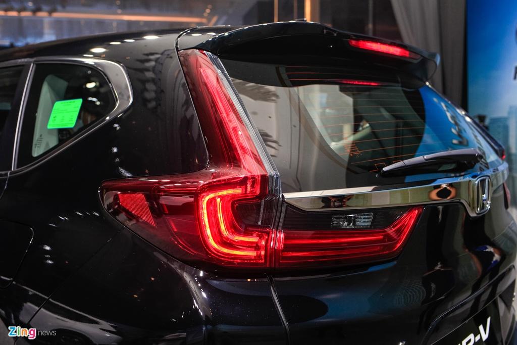 Chi tiet Honda CR-V 2020 vua ra mat anh 15