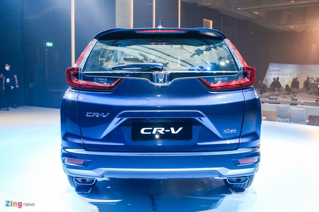 Chi tiet Honda CR-V 2020 vua ra mat anh 5