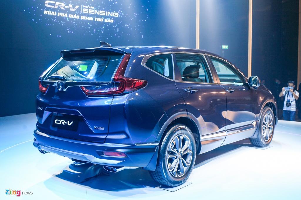 Chi tiet Honda CR-V 2020 vua ra mat anh 2
