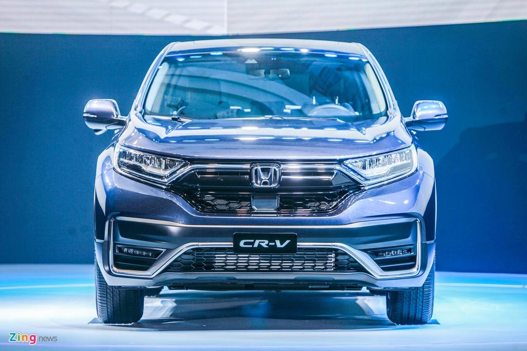 Chi tiet Honda CR-V 2020 vua ra mat anh 4