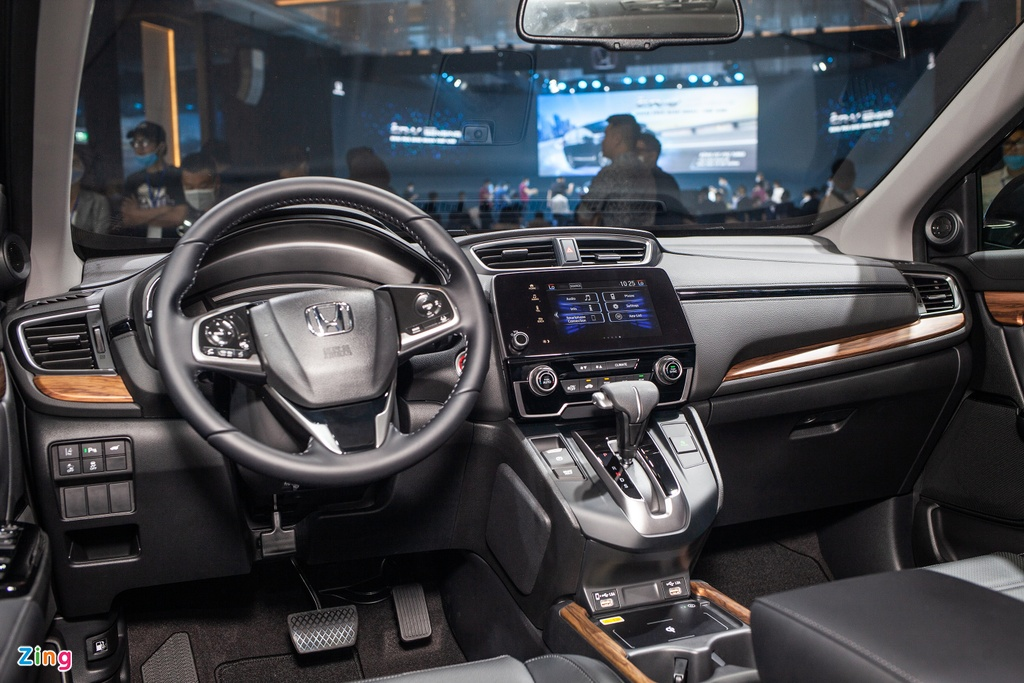 Chi tiet Honda CR-V 2020 vua ra mat anh 7