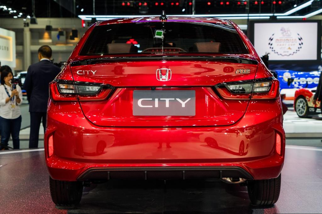 Honda City 2020 chuan bi ra mat tai Malaysia anh 7